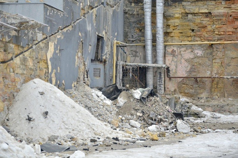 Галереи под Потемкинской лестницей напугали одесситов (ФОТО), фото-1