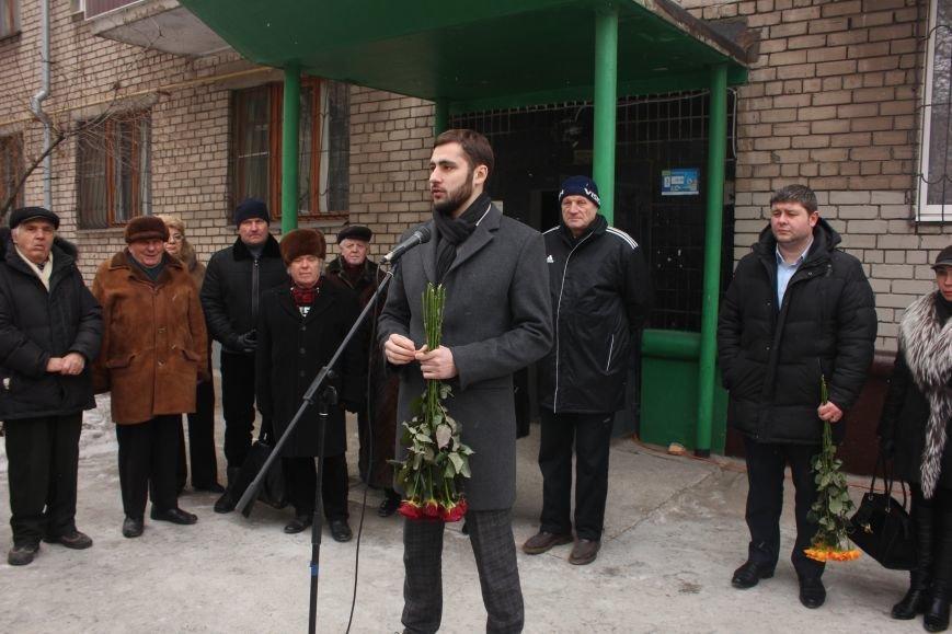 В Запорожье открыли вторую мемориальную доску Жаботинскому, - ФОТОРЕПОРТАЖ, фото-6