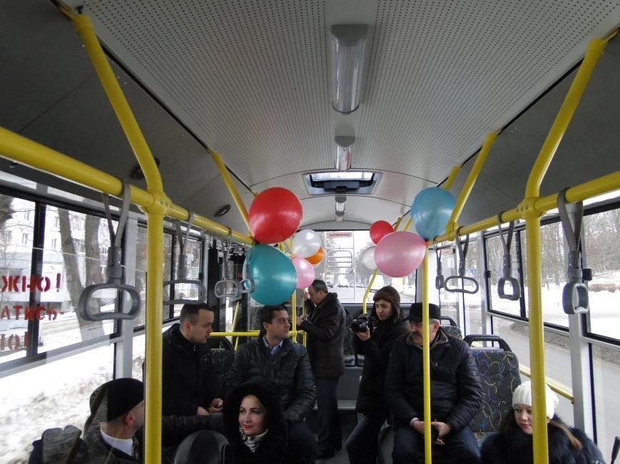У Хмельницькому на маршрути виїхали 7 нових тролейбусів (ФОТО, ВІДЕО), фото-2