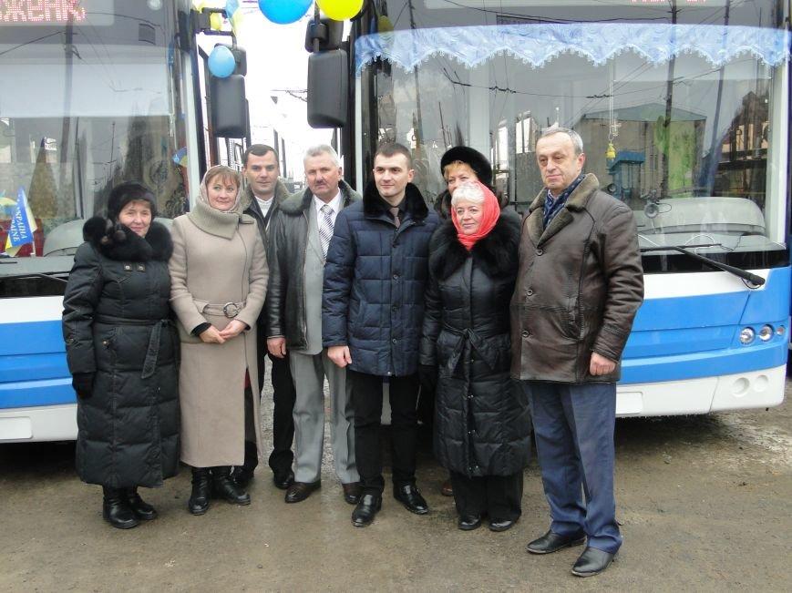 У Хмельницькому на маршрути виїхали 7 нових тролейбусів (ФОТО, ВІДЕО), фото-5