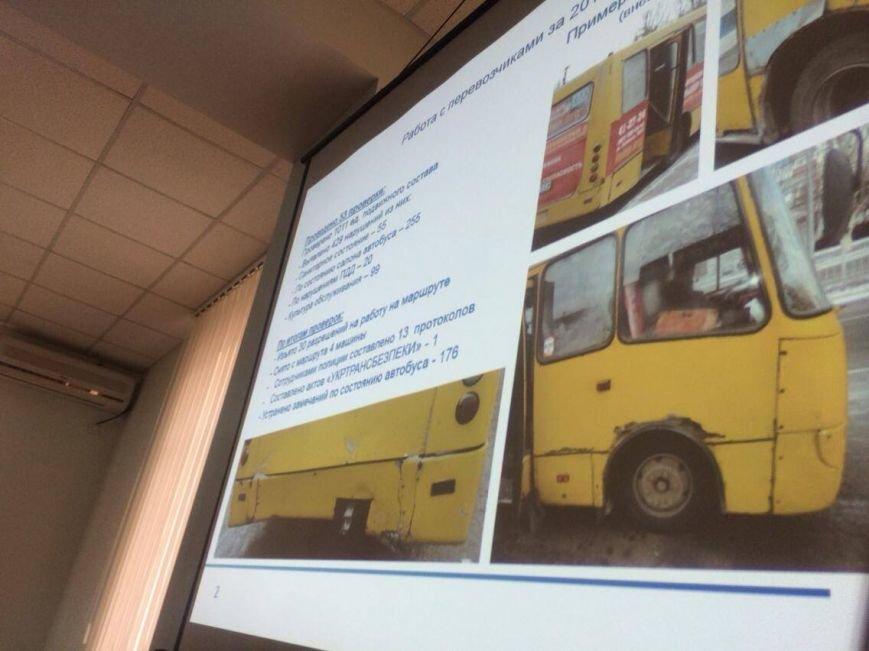В Мариуполе выясняли, как осторожный водитель маршрутки 17 лет работал с поддельными правами (ФОТО. ВИДЕО), фото-4