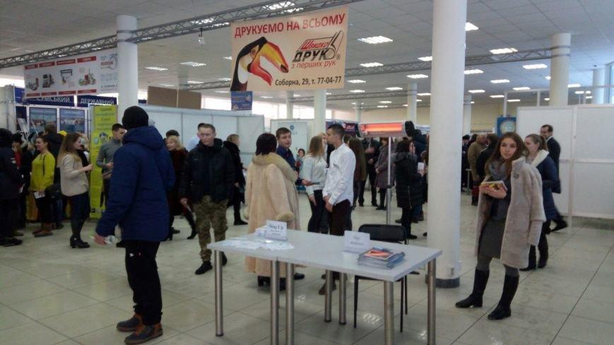 В Сумах открылась выставка для абитуриентов, фото-2