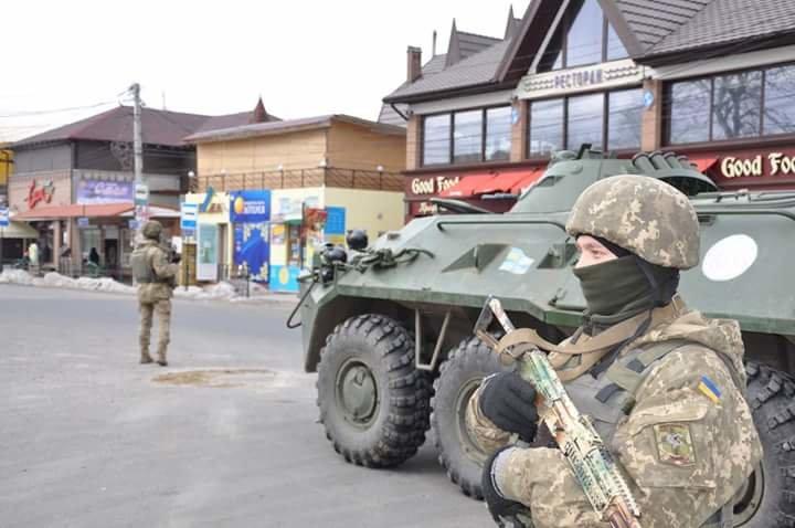 Впечатляющие фото: Военные под Одессой проводят учения (ФОТО), фото-2