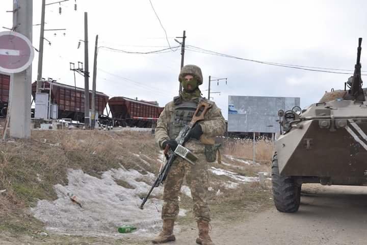 Впечатляющие фото: Военные под Одессой проводят учения (ФОТО), фото-5