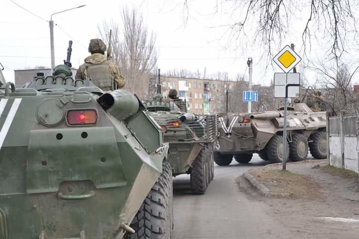 Впечатляющие фото: Военные под Одессой проводят учения (ФОТО), фото-4