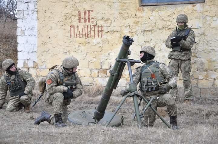 Впечатляющие фото: Военные под Одессой проводят учения (ФОТО), фото-6