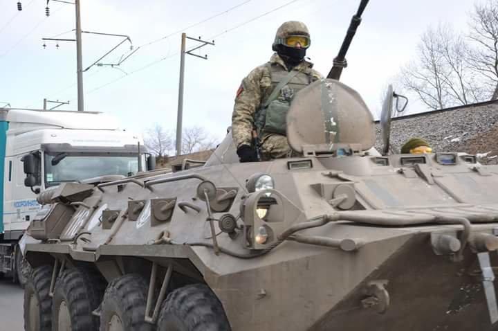 Впечатляющие фото: Военные под Одессой проводят учения (ФОТО), фото-3