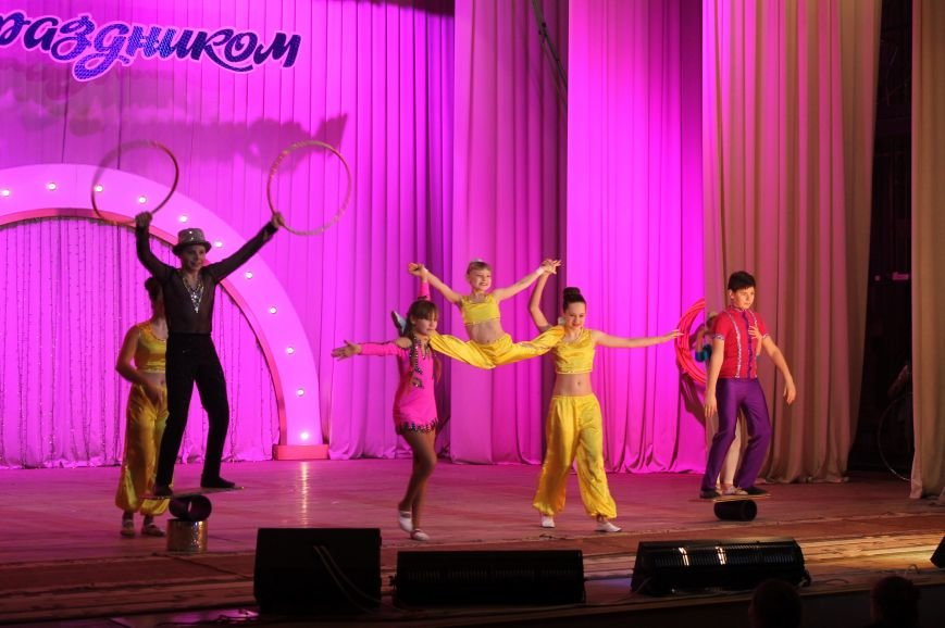Бахмутскому цирковому коллективу «Галактика» – 45 лет, фото-14