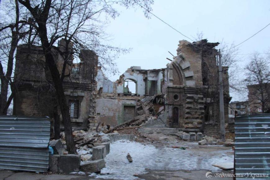 В руинах одесского Масонского дома поселились люди и звери (ФОТО), фото-1