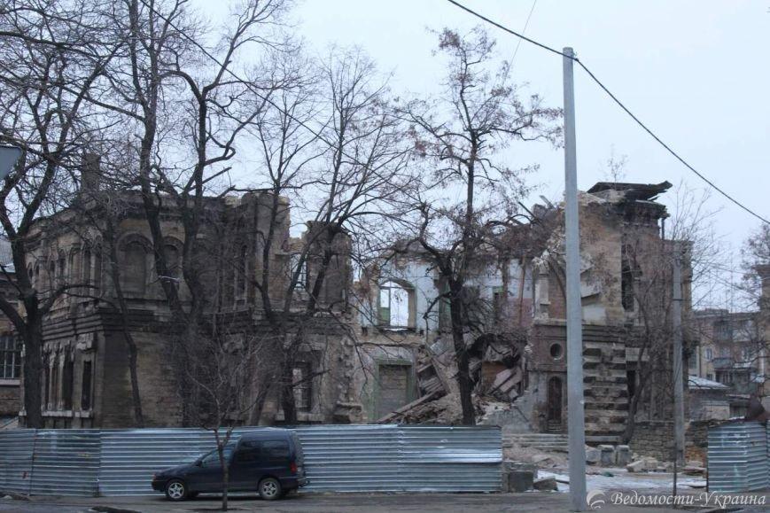 В руинах одесского Масонского дома поселились люди и звери (ФОТО), фото-5