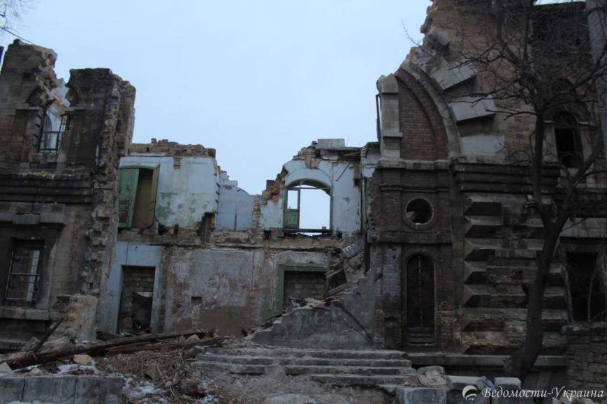 В руинах одесского Масонского дома поселились люди и звери (ФОТО), фото-4