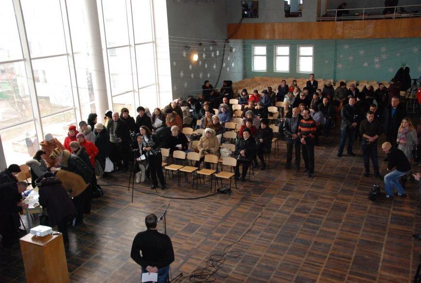 Сегодня в Бердянске открылась ярмарка общественных проектов, фото-2