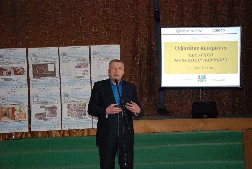 Сегодня в Бердянске открылась ярмарка общественных проектов, фото-3
