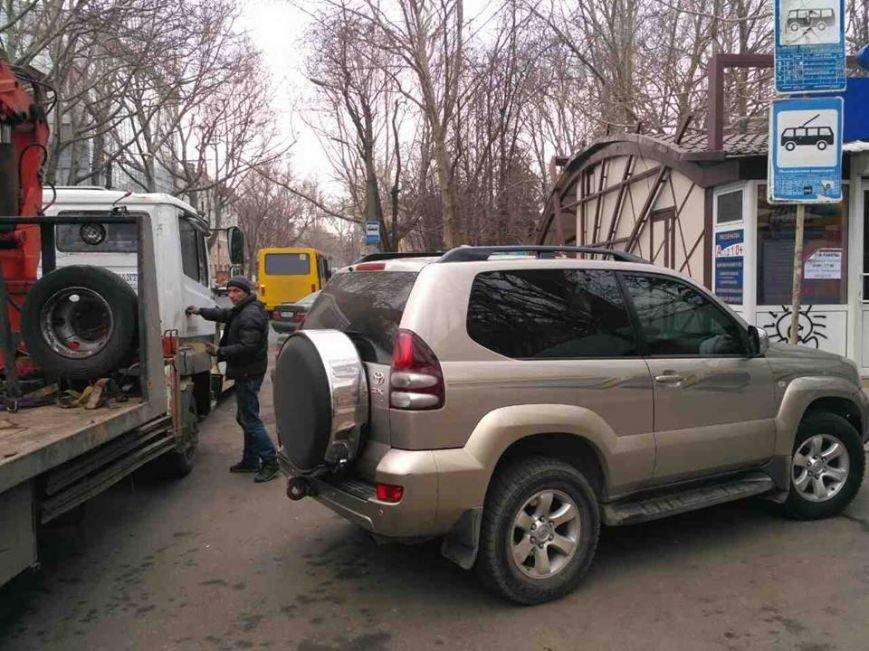 Одесские герои парковки массово лишились своих авто (ФОТО, ВИДЕО), фото-3