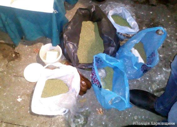 """В Харькове два брата """"хранили для себя"""" 8 килограмм марихуаны (ФОТО), фото-3"""