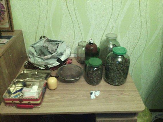 За 2 кг марихуаны 27-летний сумчанин может лишиться имущества и сесть на 12 лет (ФОТО), фото-1