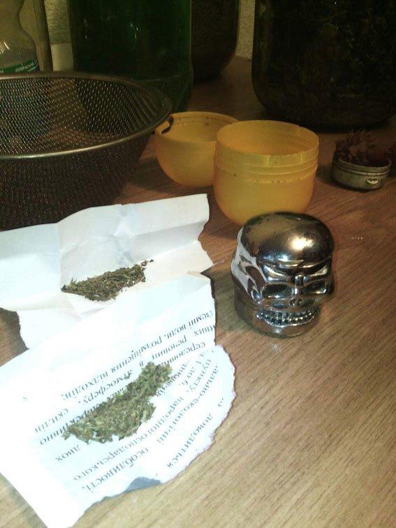 За 2 кг марихуаны 27-летний сумчанин может лишиться имущества и сесть на 12 лет (ФОТО), фото-3