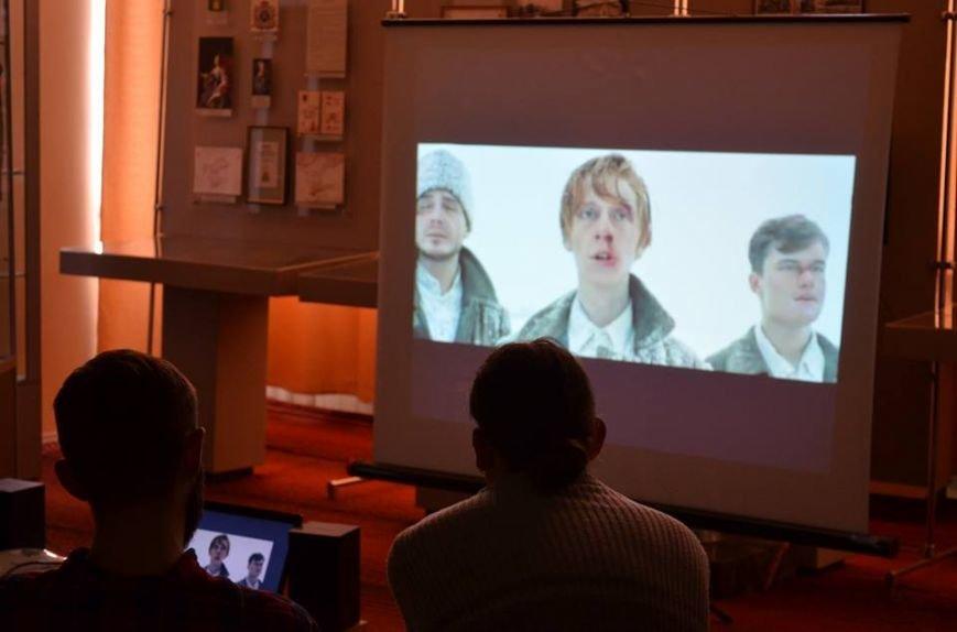 В музее показали фильм о студентах, выступивших на защиту УНР, фото-3
