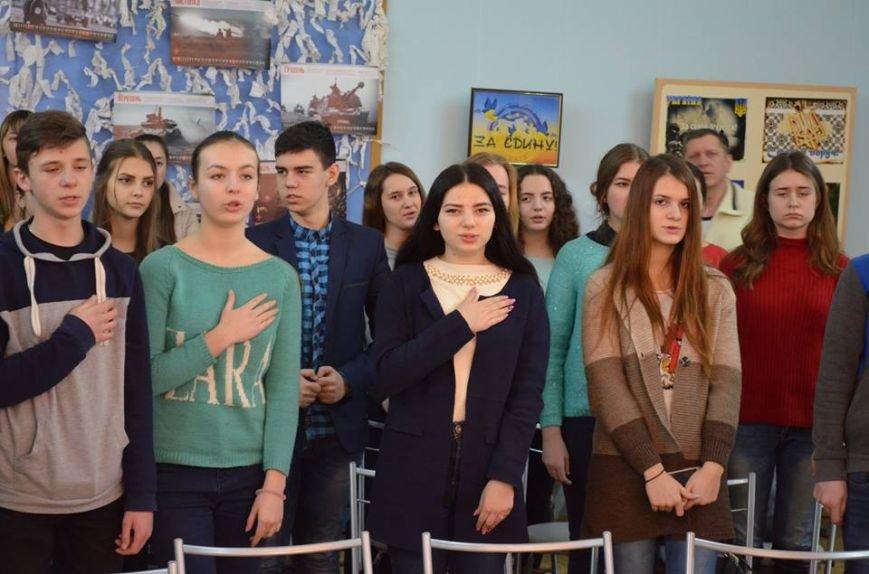 В музее показали фильм о студентах, выступивших на защиту УНР, фото-4