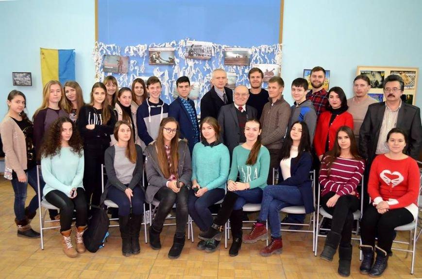 В музее показали фильм о студентах, выступивших на защиту УНР, фото-8