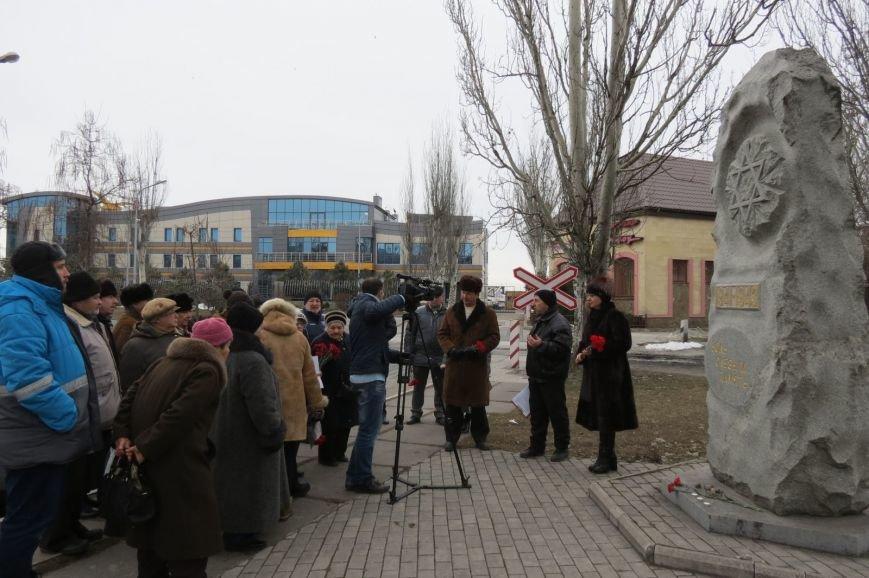 В Бердянске отметили Международный день памяти жертв Холокоста, фото-2