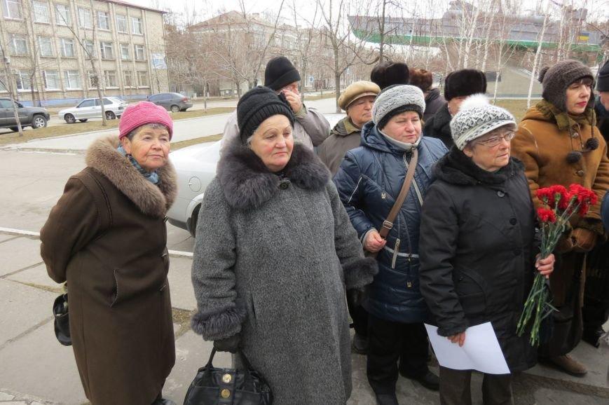 В Бердянске отметили Международный день памяти жертв Холокоста, фото-1