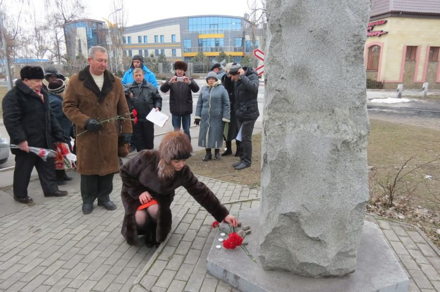В Бердянске отметили Международный день памяти жертв Холокоста, фото-4