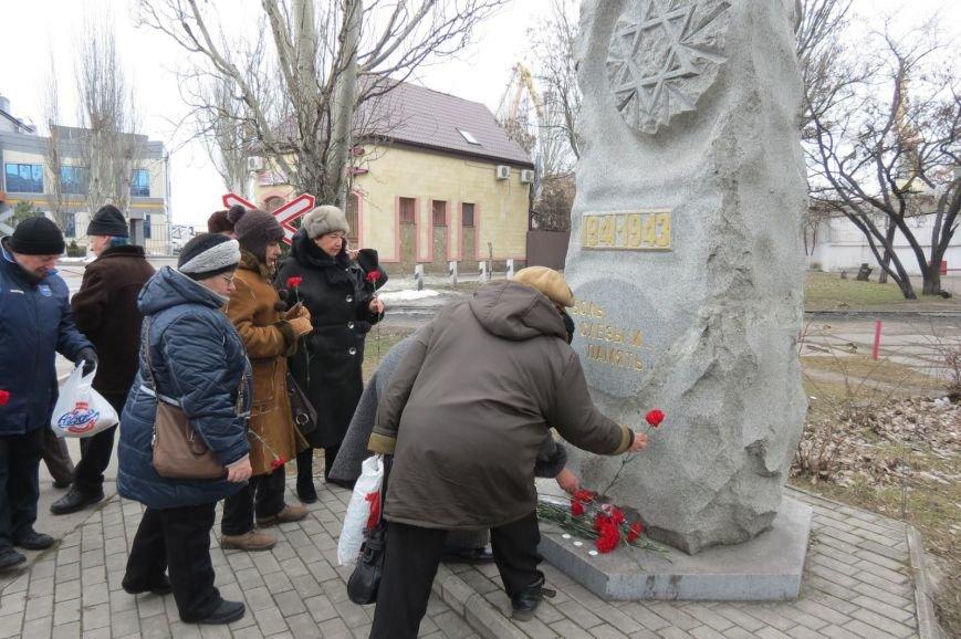 В Бердянске отметили Международный день памяти жертв Холокоста, фото-5