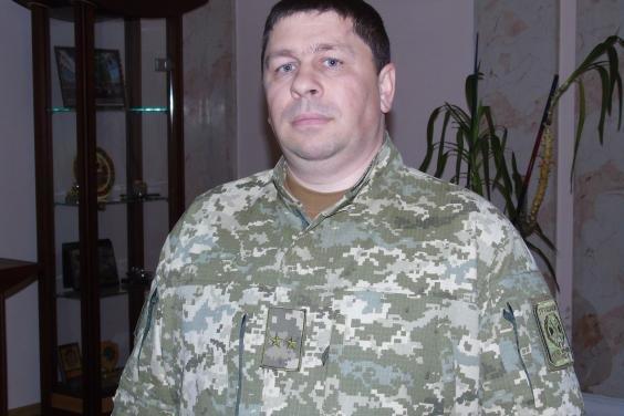 В Харьковском пограничном отряде - новый начальник (ФОТО), фото-1