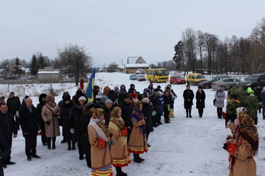 На Броварщині вшанували пам'ять загиблих воїнів УНР (Фото), фото-1