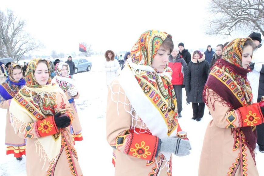 На Броварщині вшанували пам'ять загиблих воїнів УНР (Фото), фото-4