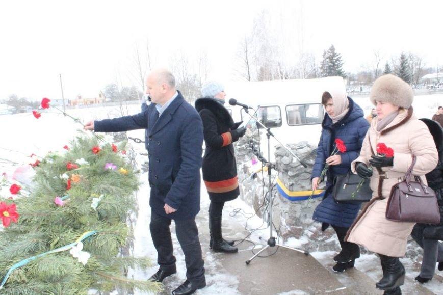 На Броварщині вшанували пам'ять загиблих воїнів УНР (Фото), фото-2