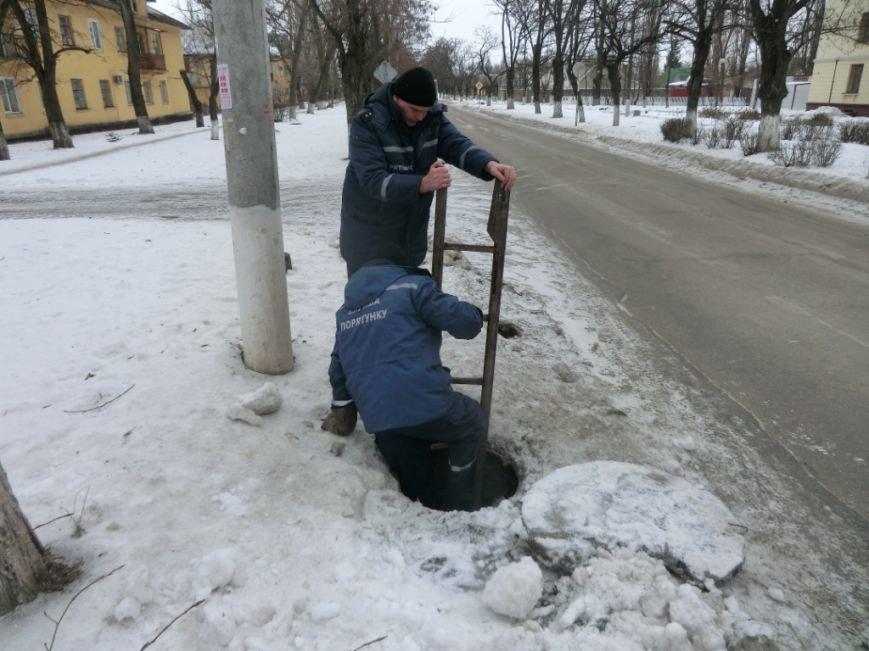 Человек собаке друг: в Днепропетровской области спасли щенка (ФОТО), фото-1
