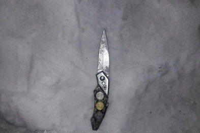 В Кривом Роге: полиция увидела незаконный пункт приема металла, жителям ОСМД отключают воду, мужчина угрожал экс-сожительнице расправой, фото-1