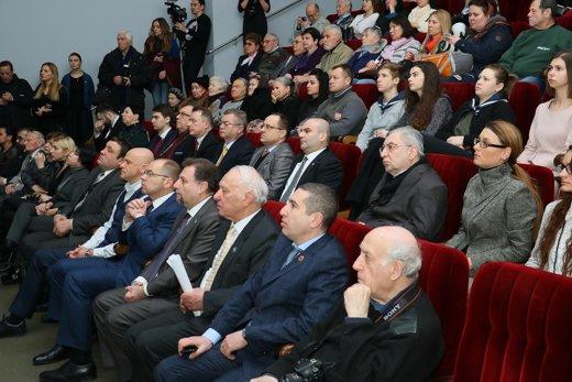 Степанов с Трухановым почтили память жертв страшного геноцида (ФОТО), фото-5