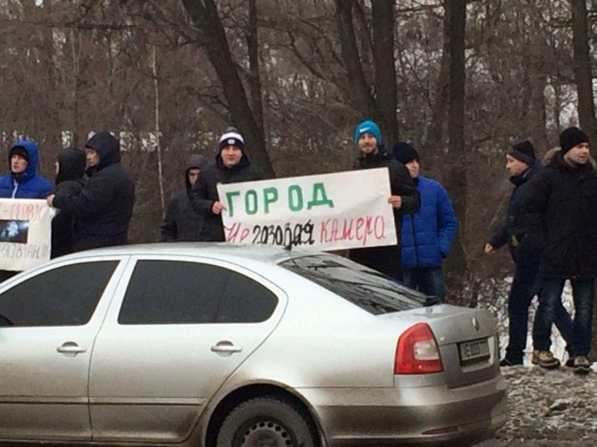 """""""Хочу дышать!"""": сотни криворожан вышли на митинг против предприятия, которое загрязняет воздух (ФОТО), фото-24"""
