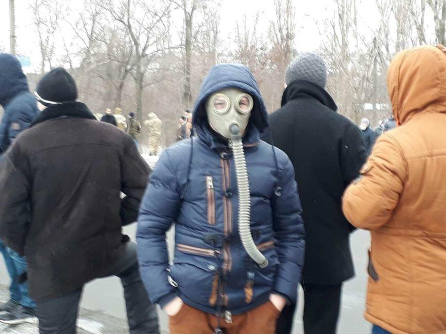 """""""Хочу дышать!"""": сотни криворожан вышли на митинг против предприятия, которое загрязняет воздух (ФОТО), фото-7"""