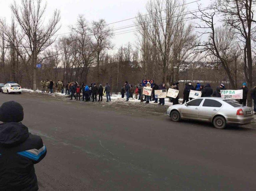 """""""Хочу дышать!"""": сотни криворожан вышли на митинг против предприятия, которое загрязняет воздух (ФОТО), фото-34"""