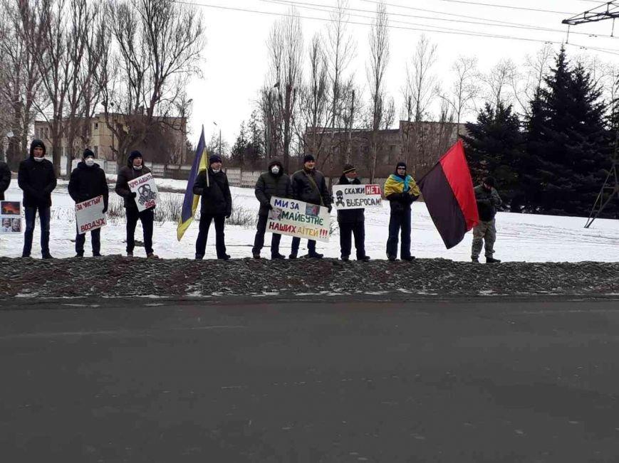 """""""Хочу дышать!"""": сотни криворожан вышли на митинг против предприятия, которое загрязняет воздух (ФОТО), фото-14"""