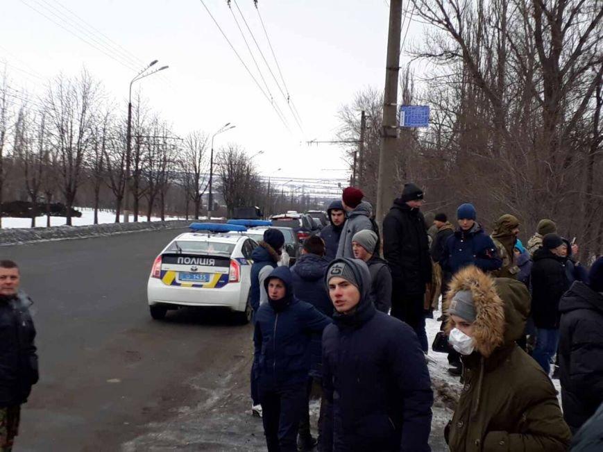 """""""Хочу дышать!"""": сотни криворожан вышли на митинг против предприятия, которое загрязняет воздух (ФОТО), фото-15"""