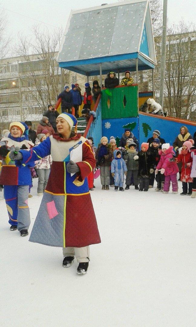 Снежный городок в южной части весело закрыт (фото), фото-14