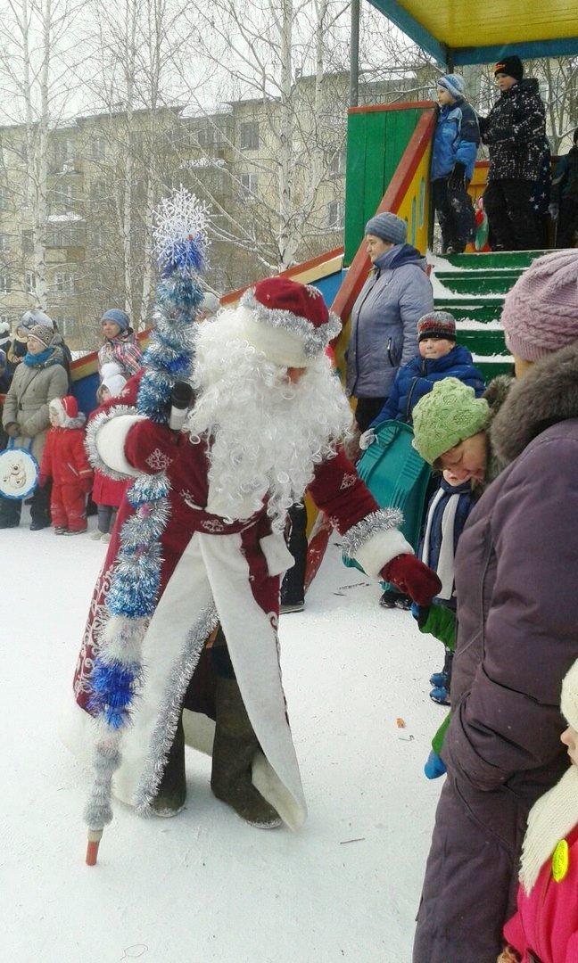Снежный городок в южной части весело закрыт (фото), фото-7