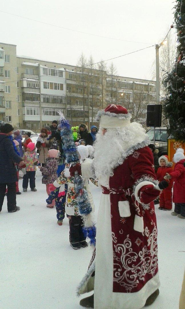 Снежный городок в южной части весело закрыт (фото), фото-2