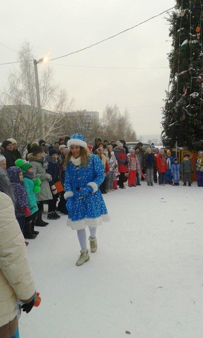 Снежный городок в южной части весело закрыт (фото), фото-9