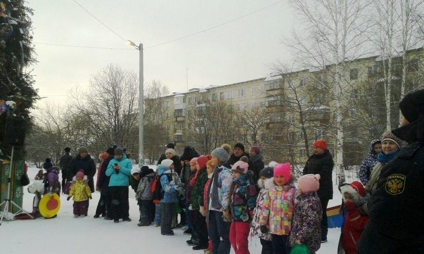 Снежный городок в южной части весело закрыт (фото), фото-6