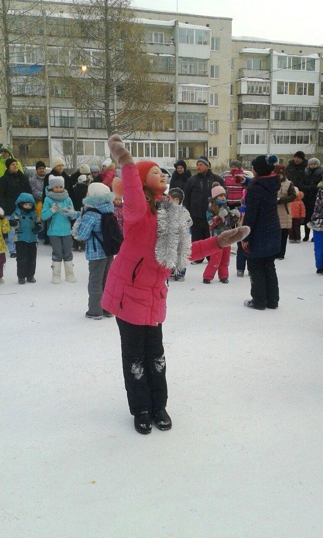 Снежный городок в южной части весело закрыт (фото), фото-8