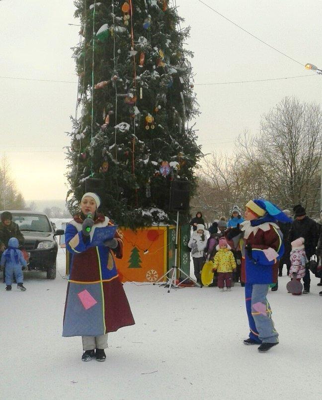 Снежный городок в южной части весело закрыт (фото), фото-3