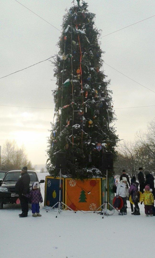 Снежный городок в южной части весело закрыт (фото), фото-4