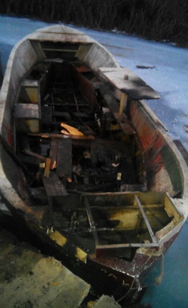 Лодку сына одесского эколога взорвали, фото-1