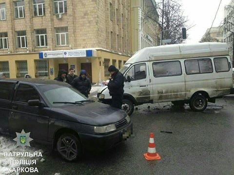 В результате ДТП в центре Харькова пострадали два человека (ФОТО), фото-2